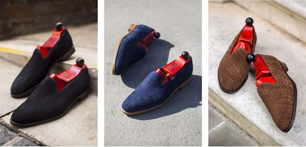 Braided Loafers PreSale for SS19 by J.FitzPatrick Footwear