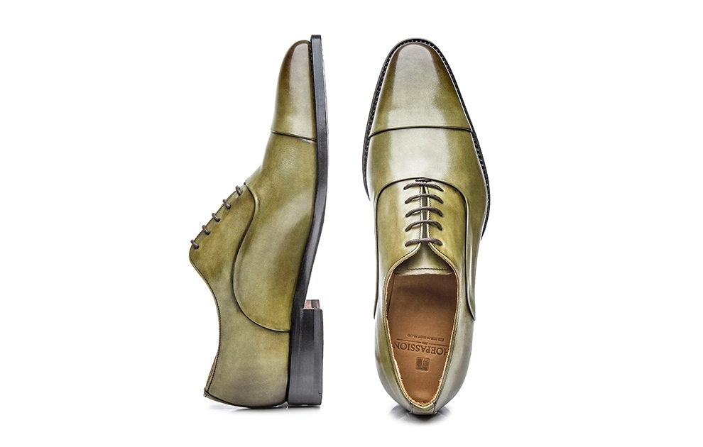 LONDON SUPER TRUNK SHOW 2019 BRAND SHOWCASE #5 Shoepassion/Heinrich Dinkelacker