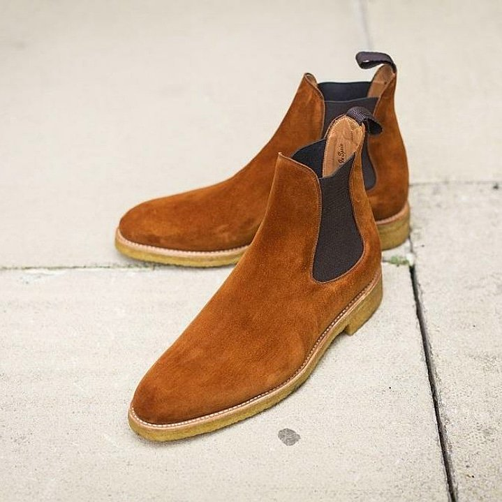 Chelsea Boots - Smart or Casual?