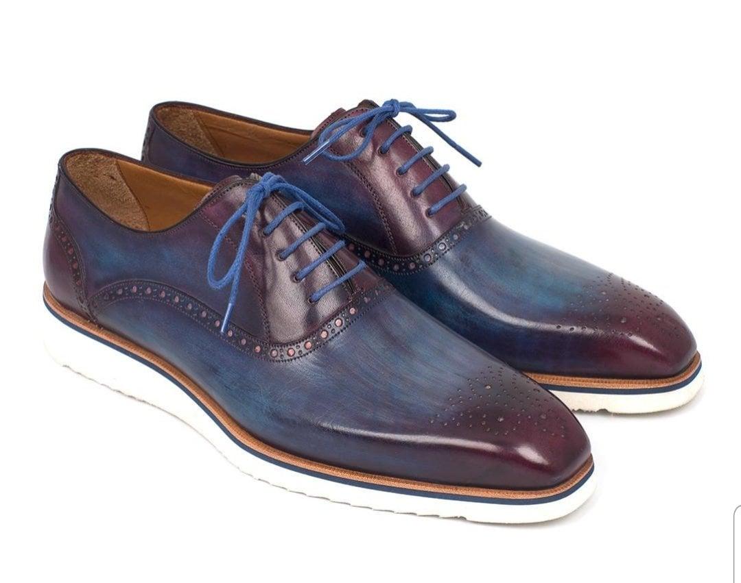 The New Dress Shoe - Paul Parkman