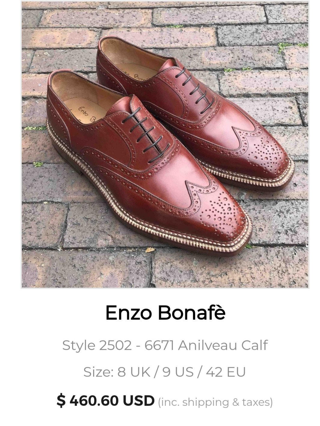 New Shoes on The Marketplace - July 2nd 2019