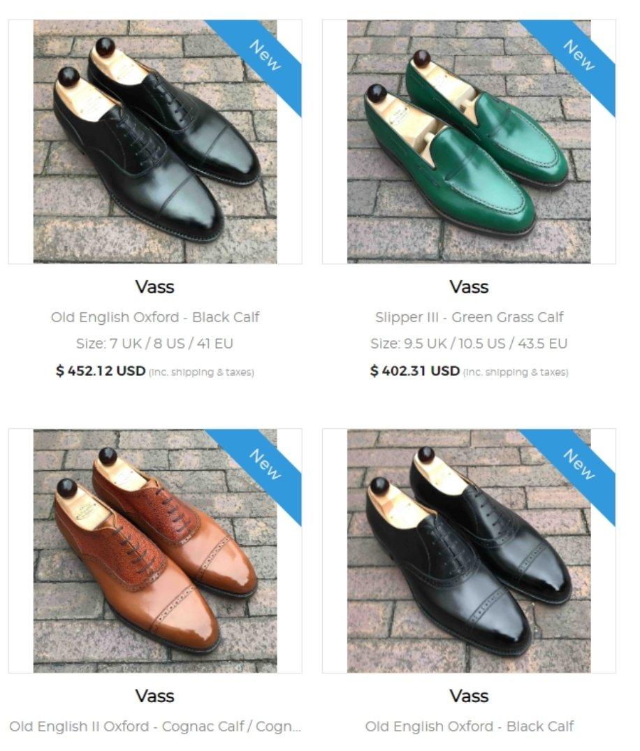 Changes to The Shoe Snob Marketplace