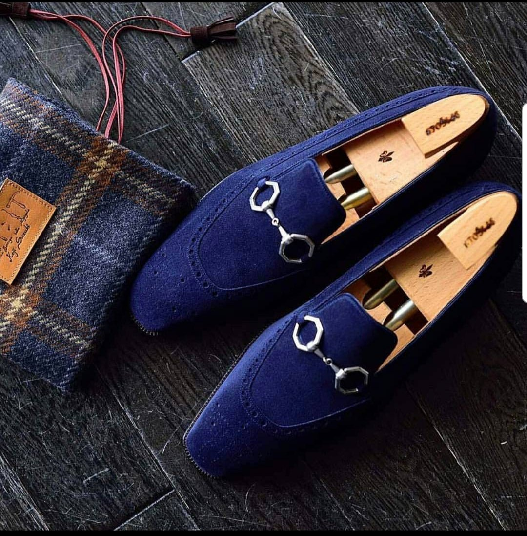 Loafers Done Differently