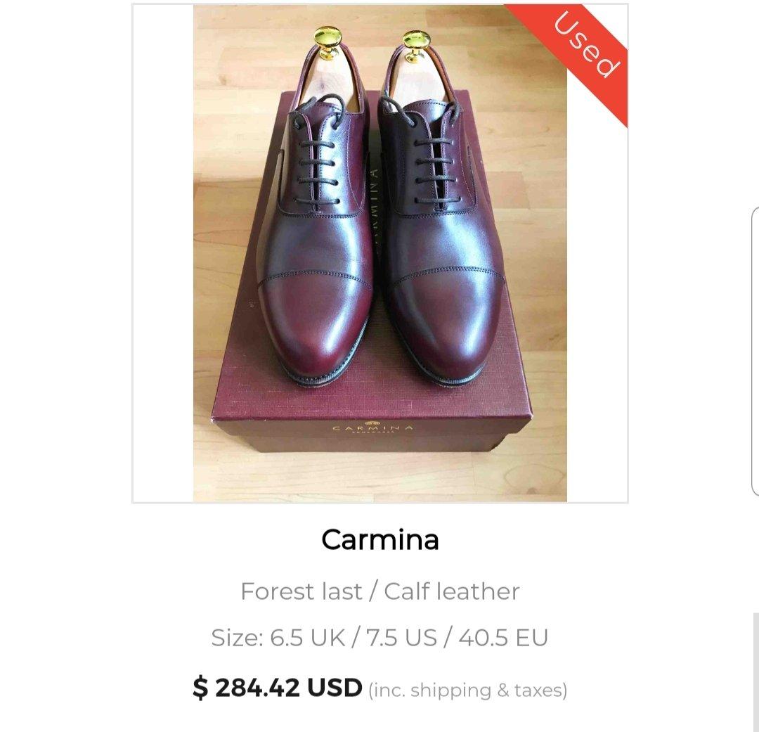 Carmina on The Marketplace