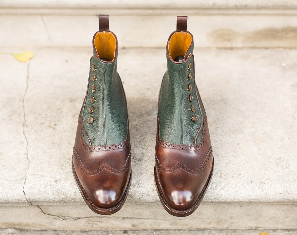 The Button Series - GMTO Boots/Shoes