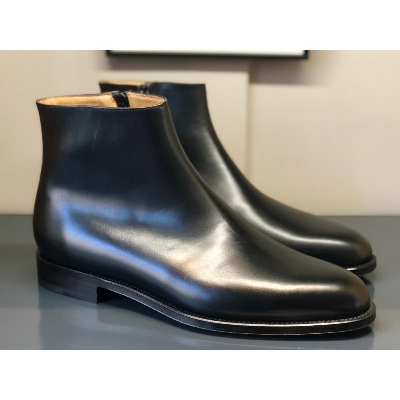 Orban's Side Zip 'Beatle Boot'