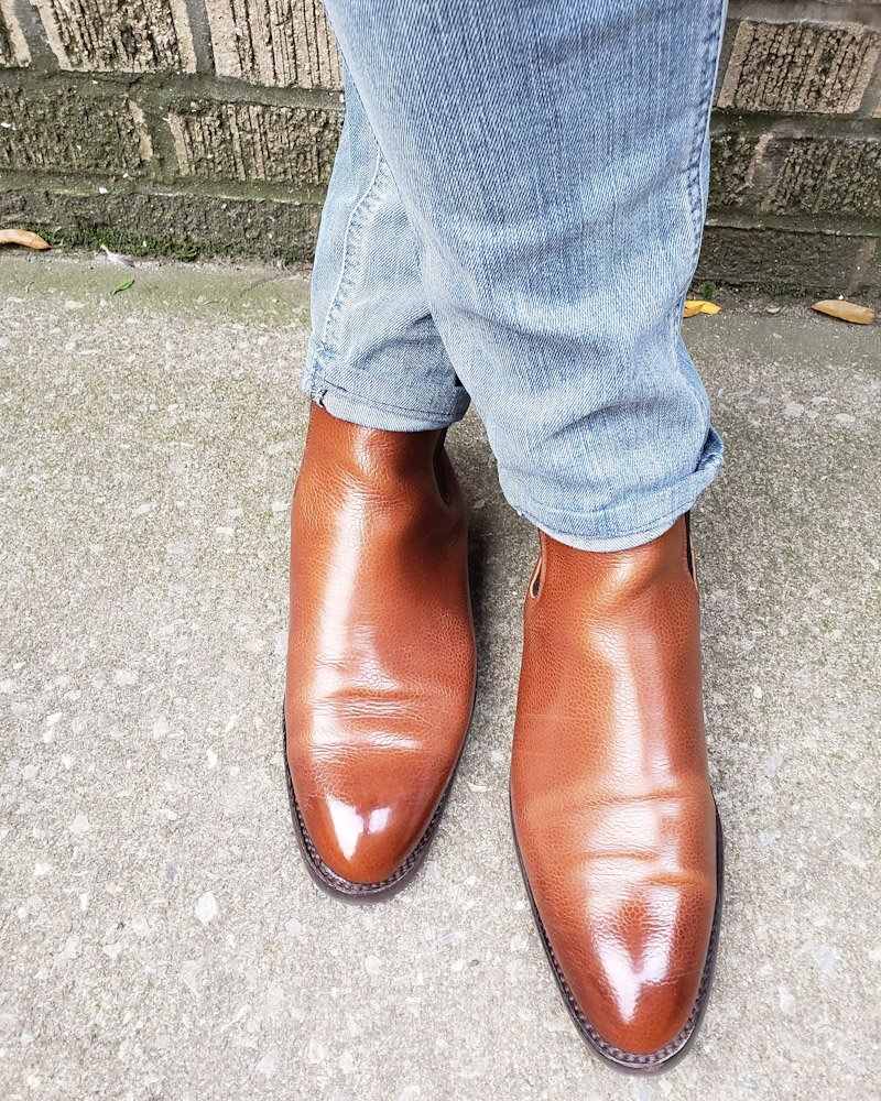 What I am Wearing - Boots
