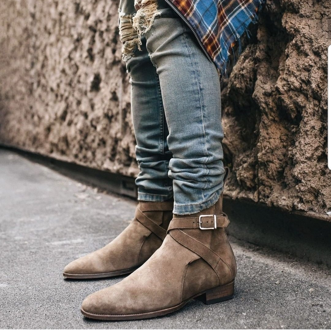 Oro Los Angeles - Boots Done Differently
