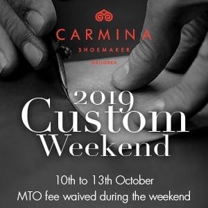 Carmina's Custom Weekend - MTO Fees Waived!!
