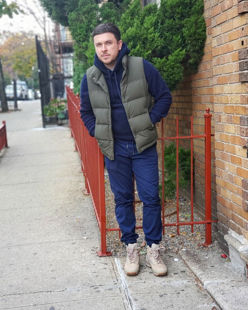 My Autumn Wear - Boots and Rollnecks