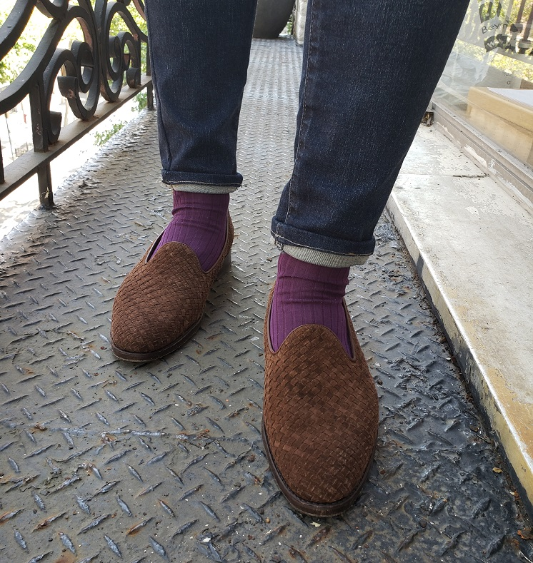 The Purple Sock - The New Greatest