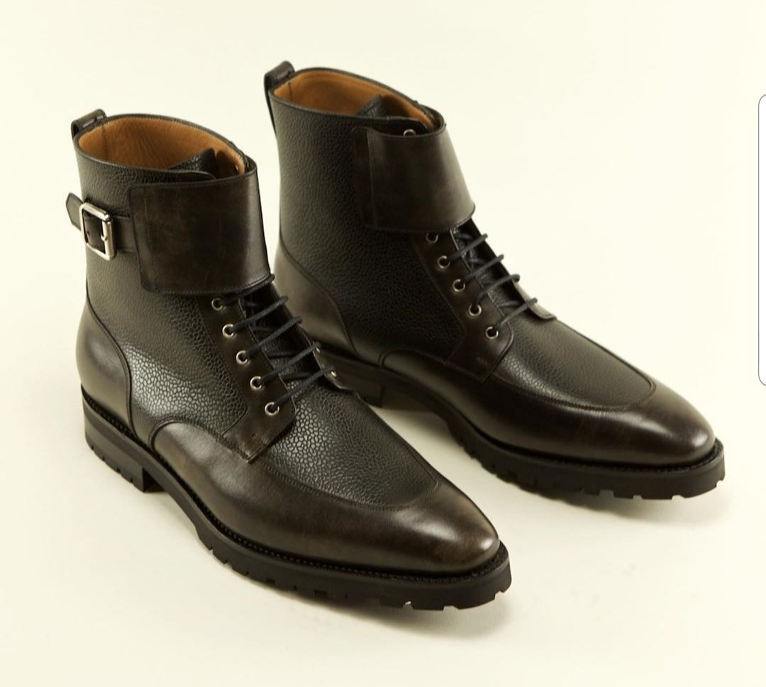 Le Major Dome - Boots with a Swiss Twist
