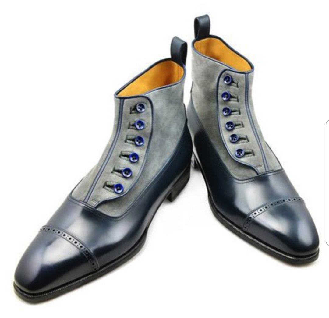 Button Boot Greatness - And the Brands that Make Them!