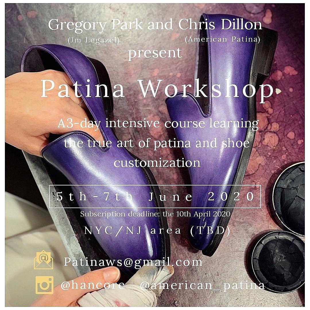 NYC Patina Workshop
