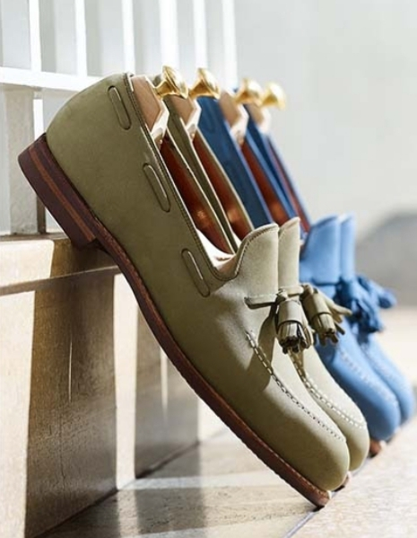 Crockett & Jones Spring 2020 Loafers - Now Live and Electrifying!