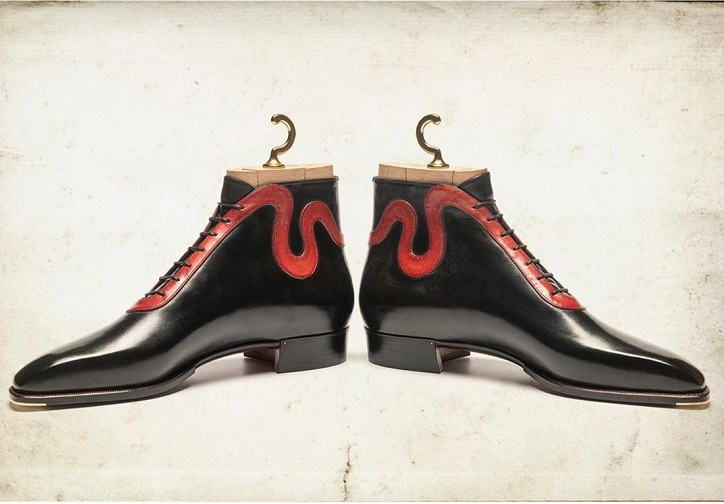 Next Level Boot Design (and making) by Patrick Frei