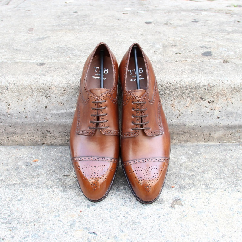 Unique TLB Mallorca Shoes exclusive to Yeossal