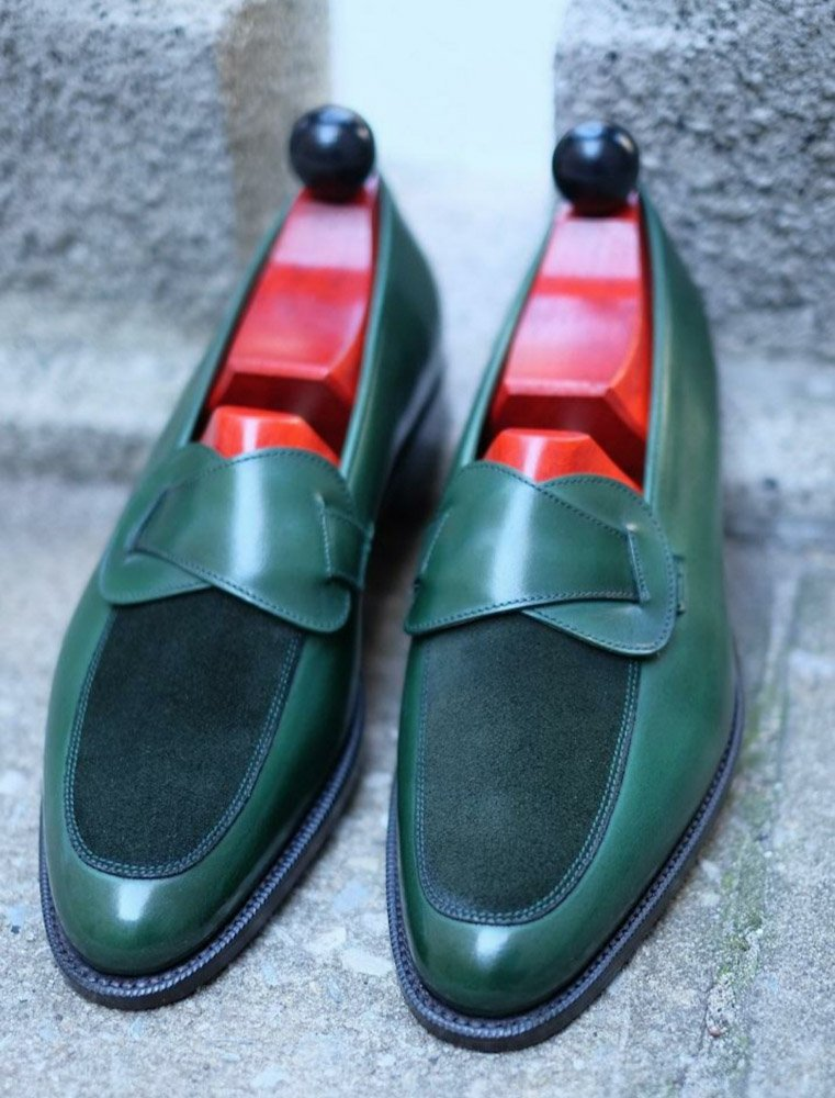 A Butterfly Loafer Done Differently