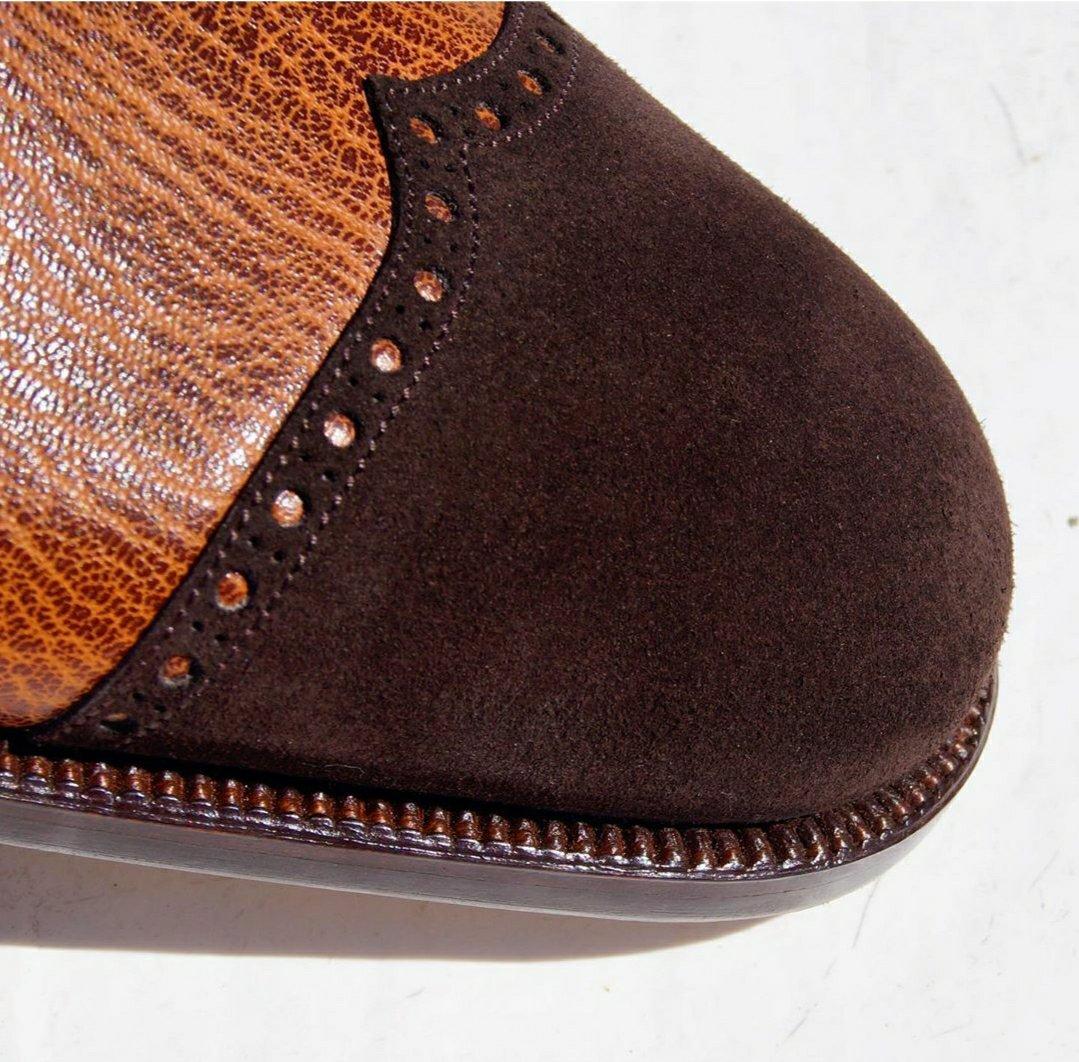 Brooklyn Bespoke Shoemaker - Francis Waplinger