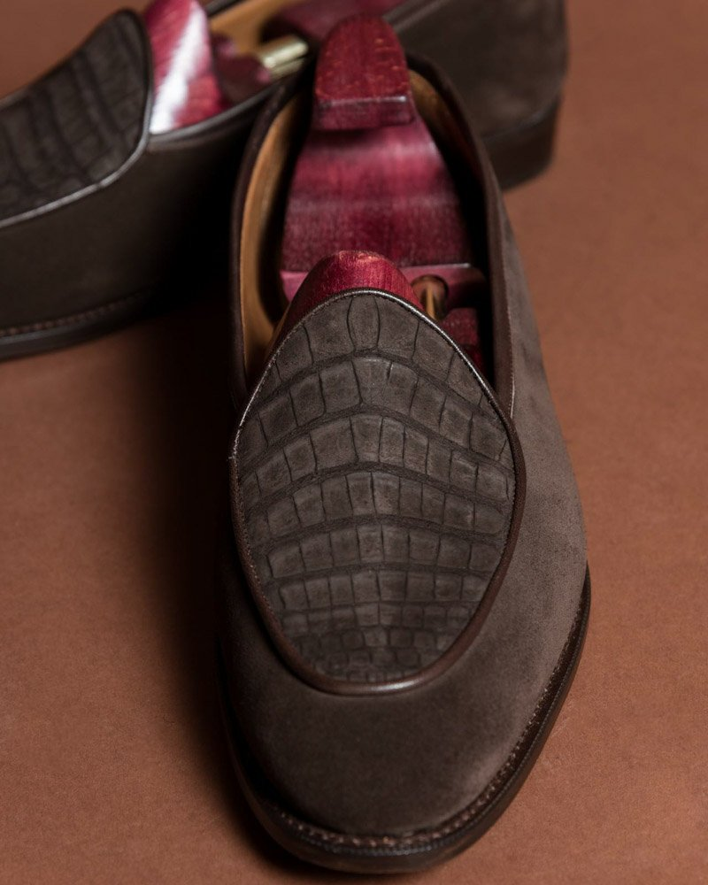 New Belgian Loafer Style by Lof & Tung