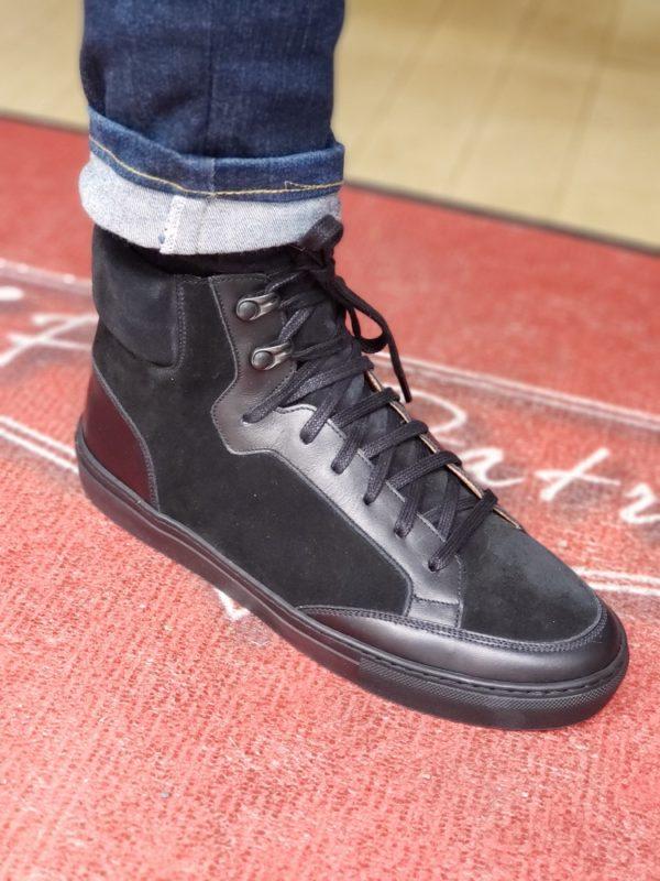 Hi Top Sneakers - Yes or No?
