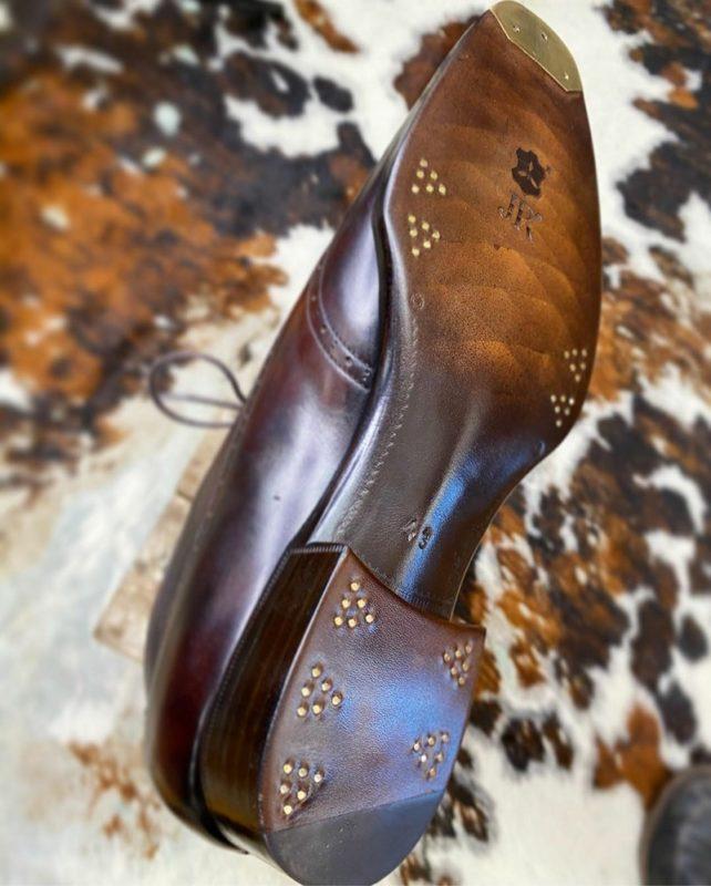Bedo's Leatherworks - Handwelted Spade Soles