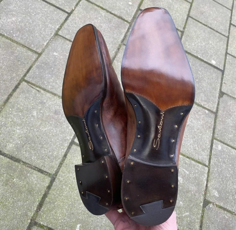 Our Recommended EU Shoe Cobbler - Shoespa Amsterdam