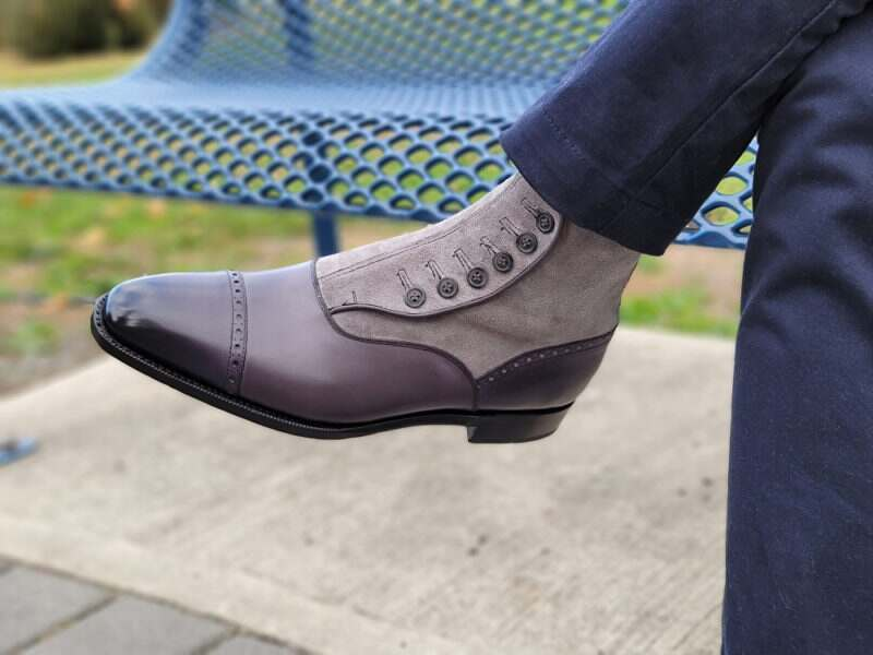 How to Style Button Boots - Casually - The Shoe Snob Blog
