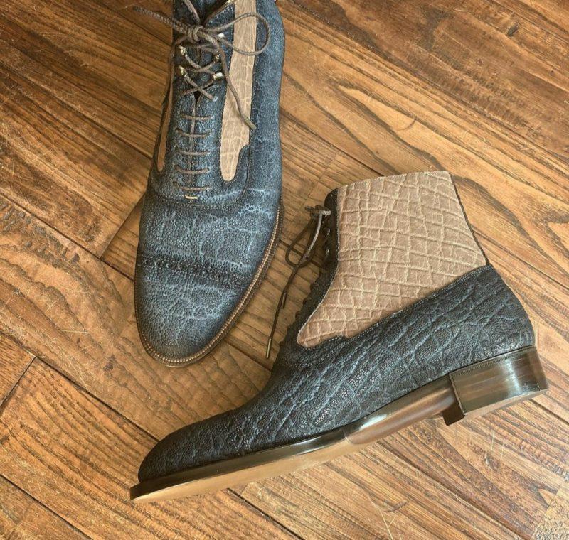 Elephant Boots by Alte Art - Next Level!
