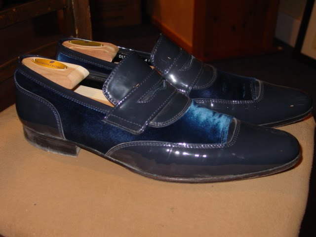 Shoes With Mulitple Materials