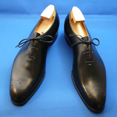 The Whole-Cut Shoe