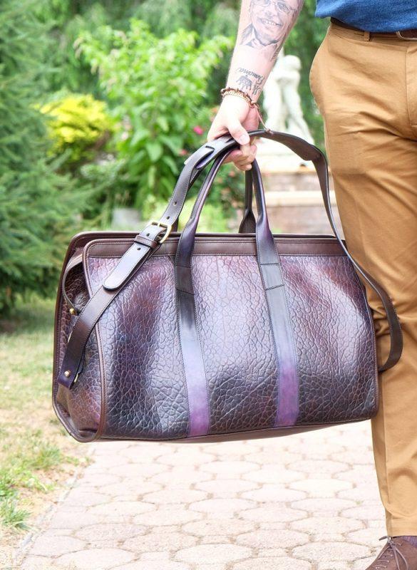 Frank Clegg Duffle Bag Reinvented