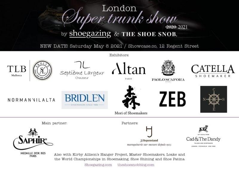 London Super Trunk Show 2021