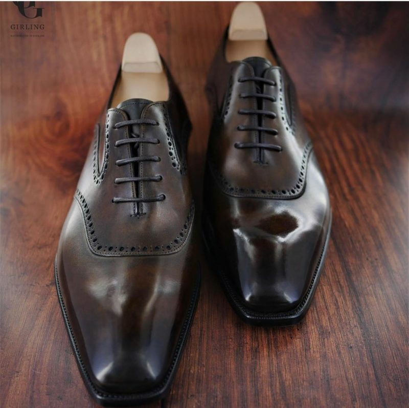 Gaziano & Girling - New Stock Model, Saddle Oxford