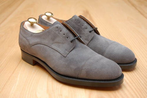 Gray Shoes - The New Black