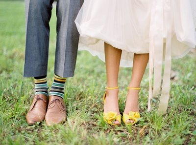 The Groom's Shoes