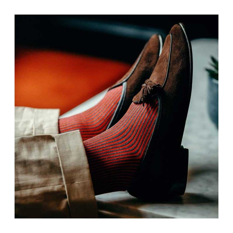 The Deckchair Sock by Mes Chaussettes Rouges