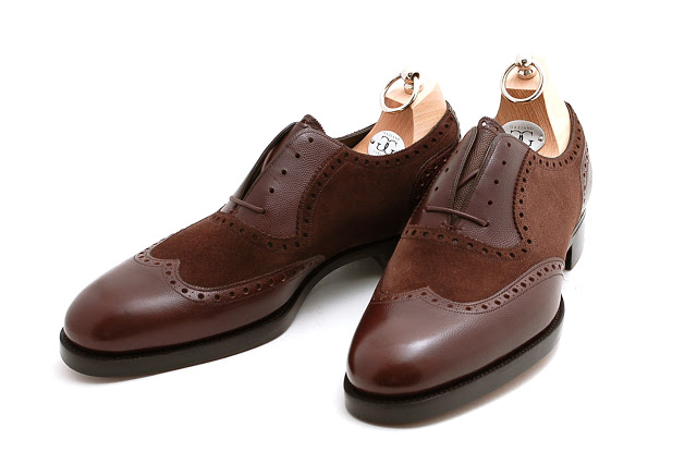 Shoes Of The Week - Gaziano & Girling Astaire