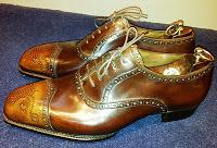 Shoes Of The Year - Bespoke Gaziano & Girling