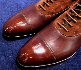 Shoes Of The Week - Crockett & Jones Boot