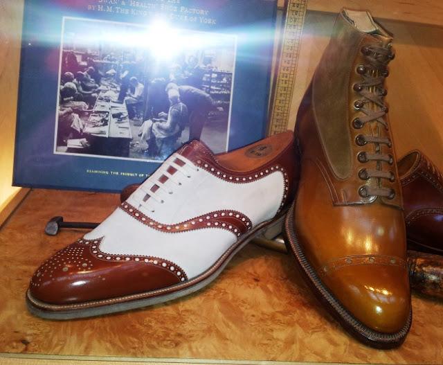 Shoes Of The Week - Crockett & Jones Archives