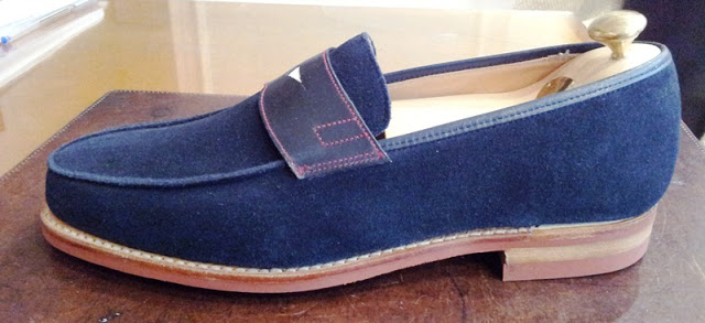 Shoes Of The Week - Crockett & Jones Olympic Special Editions