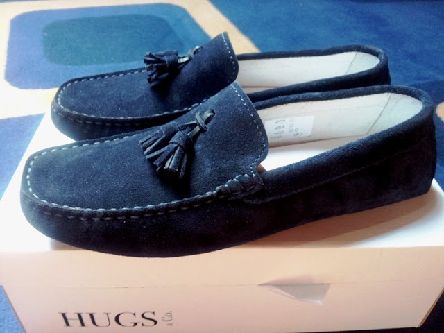 Hugs & Co. - The Affordable Driving Loafer