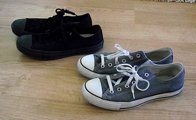 My Shoes #13 & #14 - Converse Chuck Taylor's