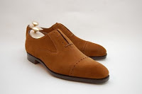 Shoes -- Part 2: Style Names & Terminology -- Brogues