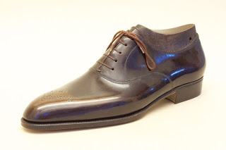 Shoes -- Part 2: Style Names & Terminology -- Oxfords