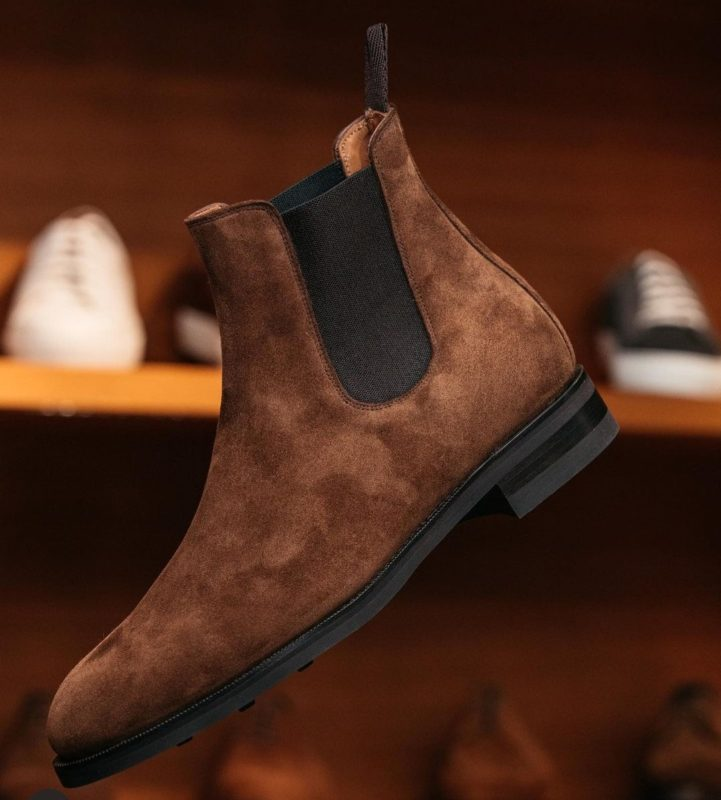 Elegantly Rugged Chelsea Boots by Löf & Tung