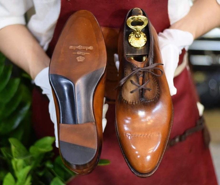 Handstitched Adelaide by Hephaestus Shoemaker