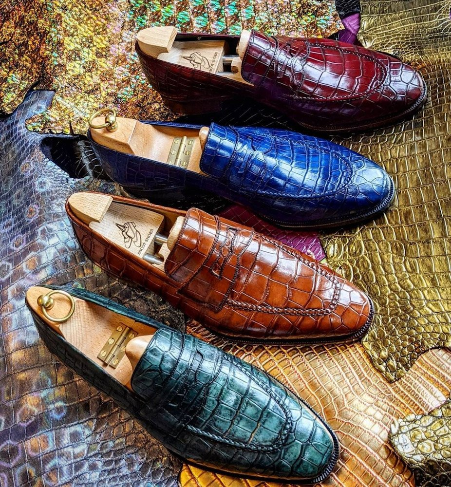 The Exotic Leather Specialists