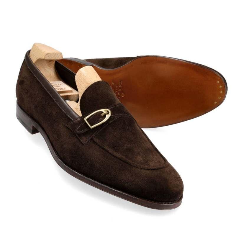 Carmina's New Monkstrap Loafer